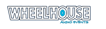 wheelhouse audio events PA hire